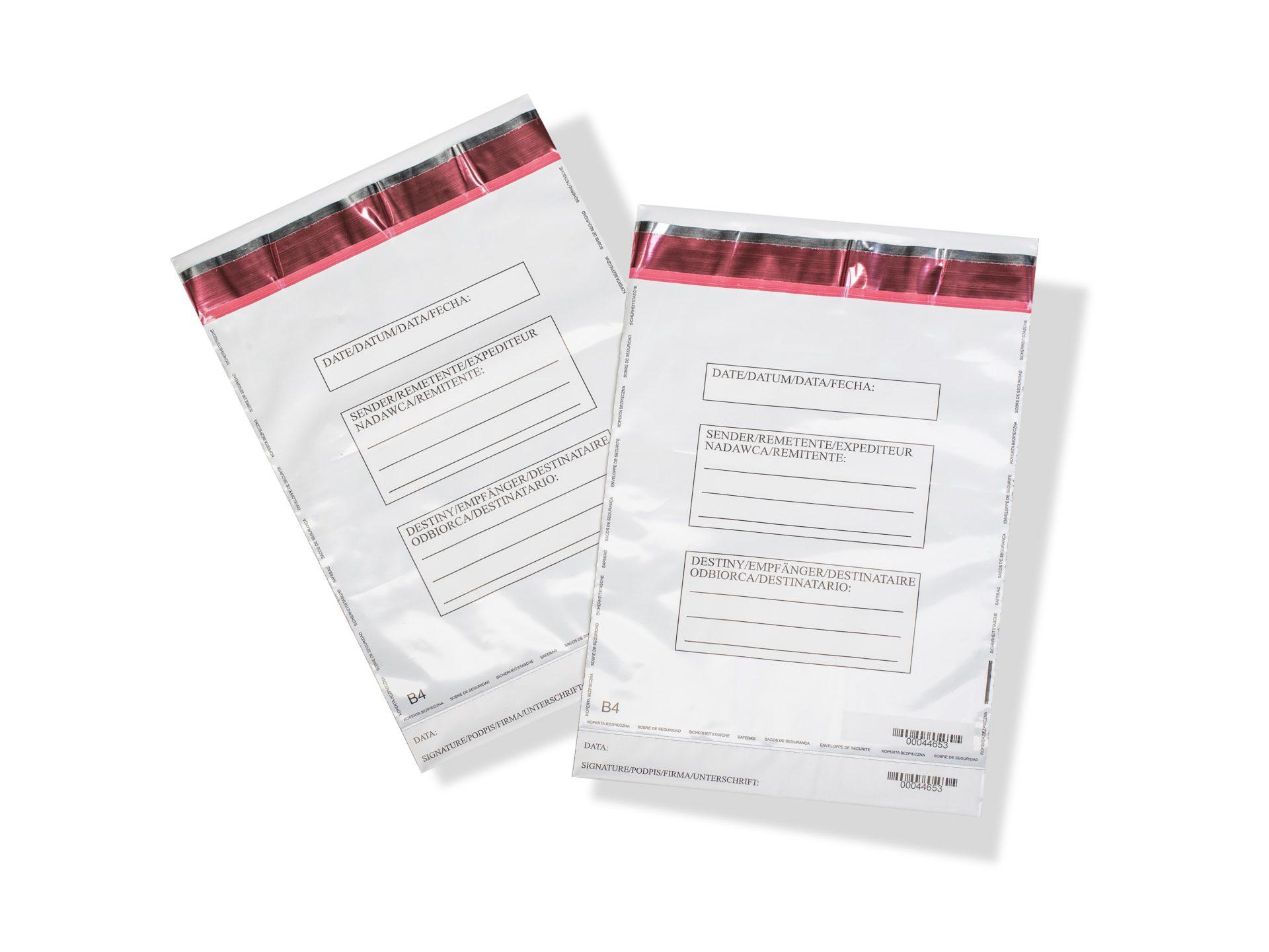 Precintia Security envelopes
