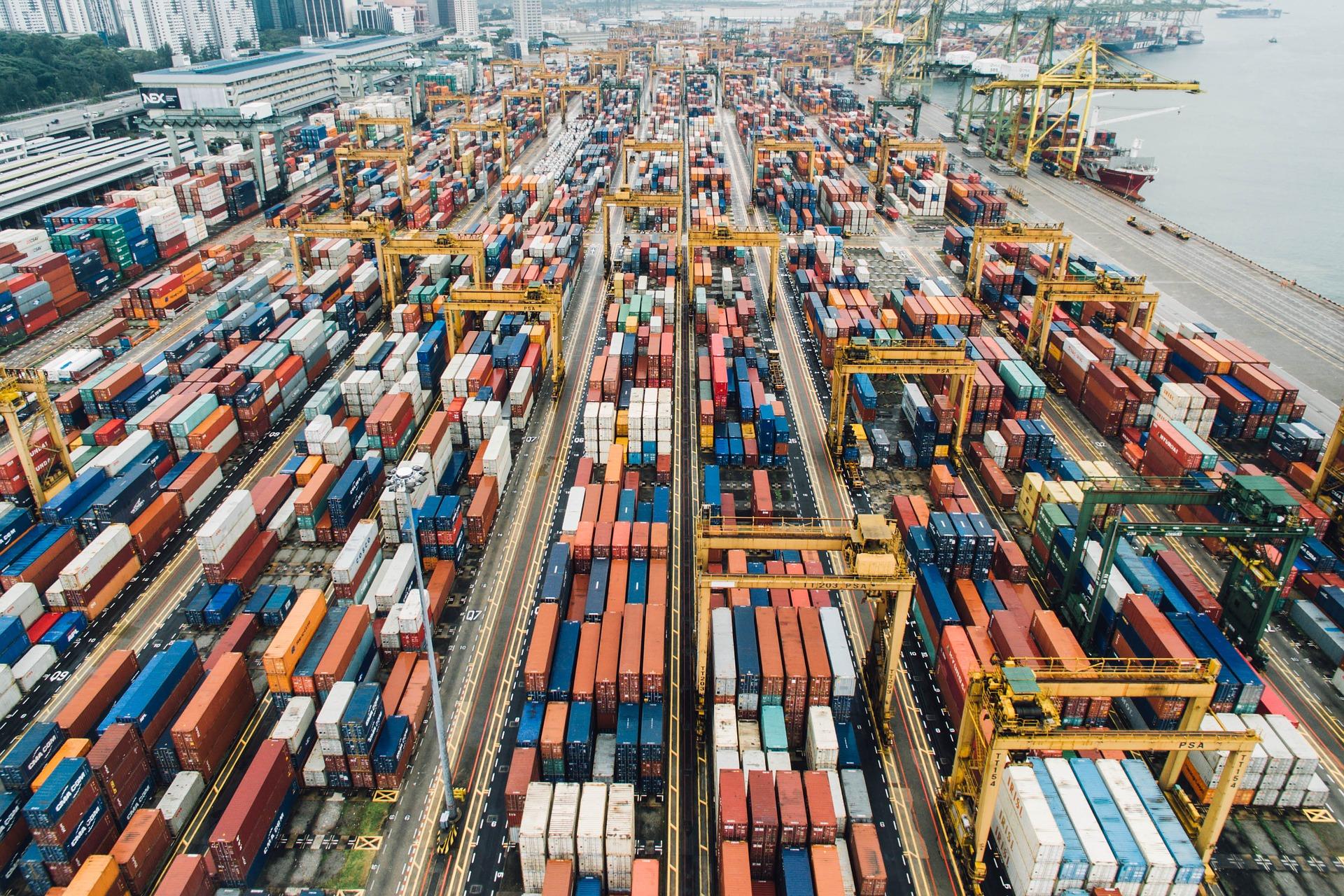Sector transporte marítimo